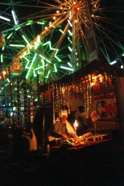 A Paan shop near the Mela Grounds