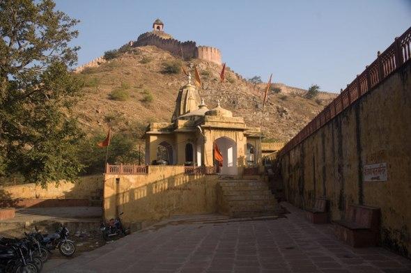 Vaishno Mata Temple at Sagar